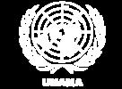 UN Assistance Mission (UNAMA) logo